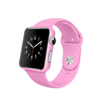 Harga (2016 New Version - Original) ZenGear 2016 New Version A1 Bluetooth SmartWatch With SIM Phone Call ,Take Selfie for iPhone and Android Smartphones (Pink)