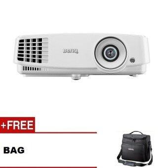Harga BenQ MS527 Eco-friendly Business Projector (SVGA 800 x 600, 3300 ANSI Lumens, 13000:1, HDMI) Free: Bag
