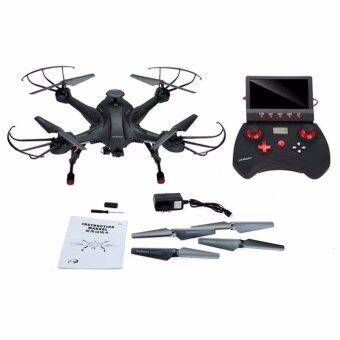 Harga SKY HUNTER LS-128 5.8G FPV HEADLESS RC QUADCOPTER DRONE WITH CAMERA LIVE VIDEO