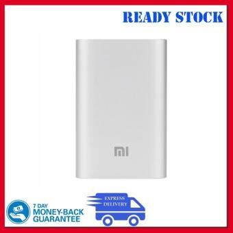 Harga [Original] New Slim XiaoMi Mi Powerbank 2 10000mAh - Xiao Mi 10000 mAh Power Bank
