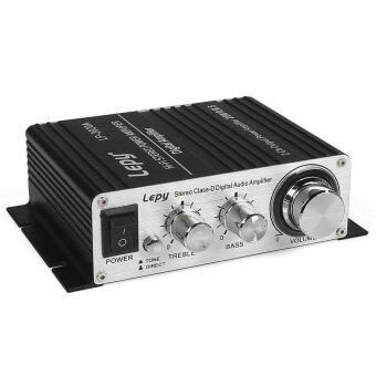Harga Lepai LP-2020A+ Hi-fi Stereo Class-T Digital Audio Amplifier with 3A Adapter