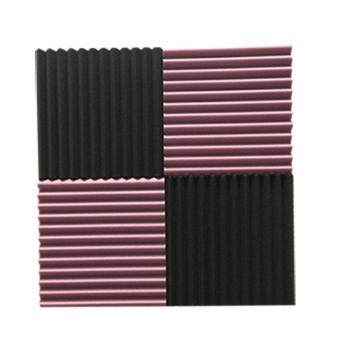 Harga Acoustic Panels Soundproofing Foam Acoustic Tiles Studio Foam Sound Wedges (50x50x5cm) 6pcs