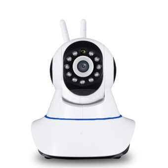 Harga Long Man LMIPH11W Home Security Baby Camera -New Dual Athena with Extra Signal