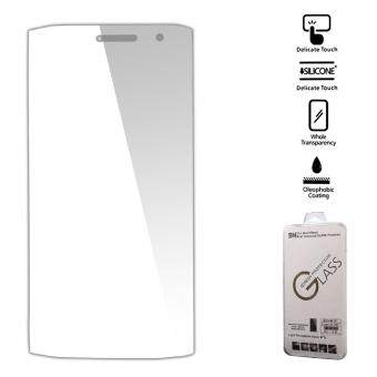 Harga For Doogee HomTom HT7 Tempered Glass Screen Film Protector Guard (Arc Edge)