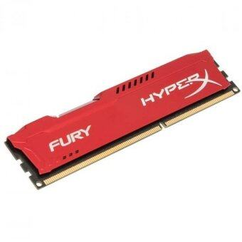 Harga Kingston HyperX FURY 8GB 1866MHz DDR3 DIMM - Red (HX318C10FR/8)