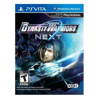 Harga Dynasty Warrior Next (PS Vita)