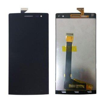 Harga Replacement Touch Screen Glass Digitizer for Oppo R1001 joy (Black)