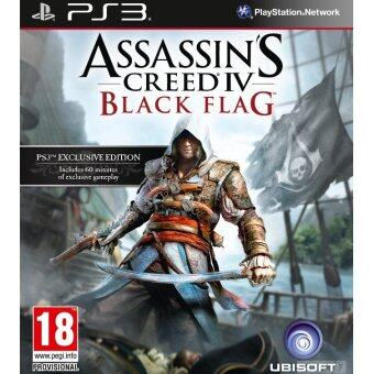 Harga Refurbished PS3 Assassin's Creed IV Black Flag