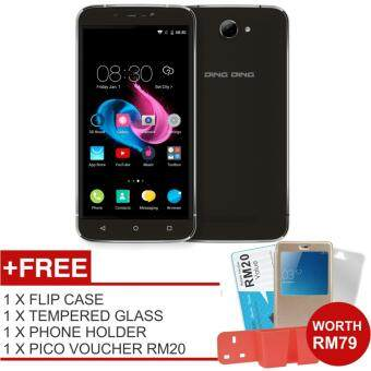 Harga DING DING C2 - 5'INCH - 1GB+8GB - (Official DING DING Malaysia Warranty)