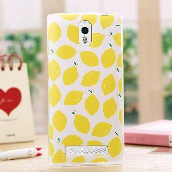 Harga 3D Relief TPU Soft Phone Case for OPPO Find 7 X9007 X9077 .