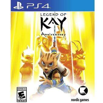 Harga PS4 Legend Of Kay Anniversary (R2)