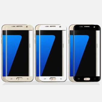 Harga MOFI 3D Curved Tempered Glass Screen Full Cover Film for Samsung Galaxy S7 G930 - Black