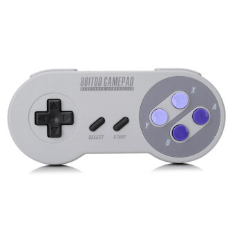 Harga 8Bitdo Bluetooth Wireless Gamepad for IOS & Android & Windows - Grey