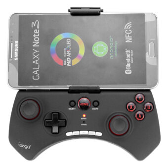 Harga IPEGA PG-9025 Bluetooth Game Controller (Multiple Compatibility) -Black