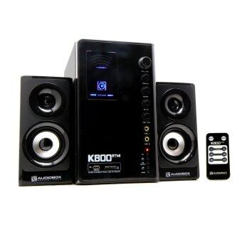 Harga Audiobox K800 BTMI Bluetooth Multimedia Speaker
