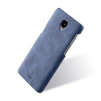 Harga Oneplus 3 case MOFi Oneplus 3 case cover One Plus 3 A3000 case back cover leather capa OnePlus 3t phone cases 3T 3 t TPU 64gb