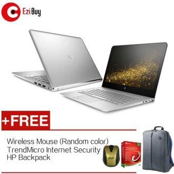 Harga HP-ENVY13-AB002TU - Laptop (i5-7200U/4GB/128GBSSD/NO-DVD/W10/UMA/2YR/BP/Bezel) - Silver