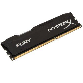 Harga Kingston 8GB Hyper X Fury 1600 Dimm Ram Black - HX316C10FB/8