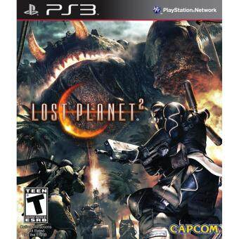 Harga PS3 Lost Planet 2-Pre Owned
