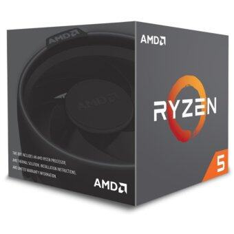 Harga AMD RYZEN 5 1400 4-Core 3.2 GHz (3.4 GHz Turbo) Socket AM4 Desktop Processor
