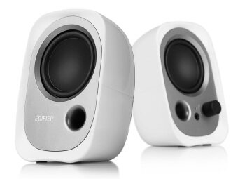 Harga Edifier R12U Active USB Powered Speakers - White