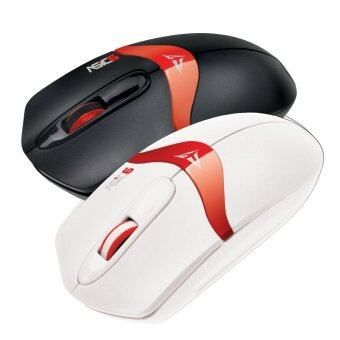 Harga Alcatroz Asic 6 High Resolution Optical Mouse Free Mousemat (Black/Red & White/Red)