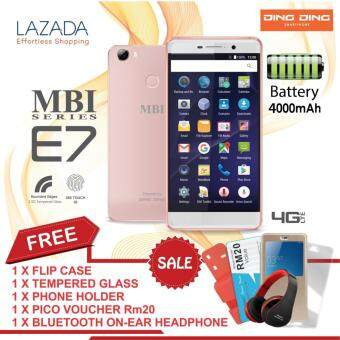 Harga DING DING MBI E7- 5.5'INCH - 2GB+16GB - FINGERPRINT - 4G LTE - (Official DING DING Malaysia Warranty)
