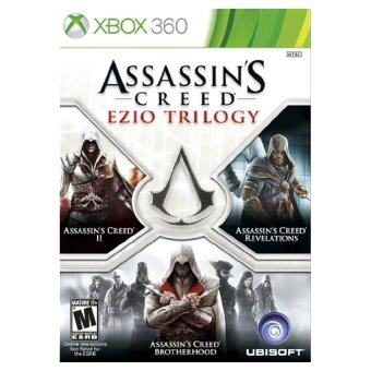 Harga Assassin's Creed - Ezio Trilogy Edition xbox 360