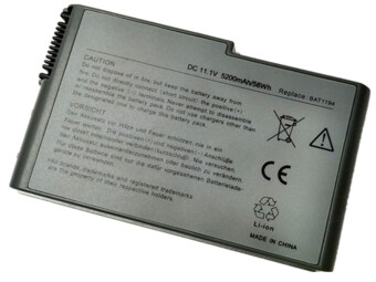 Harga Replacement Laptop Battery Dell C1295