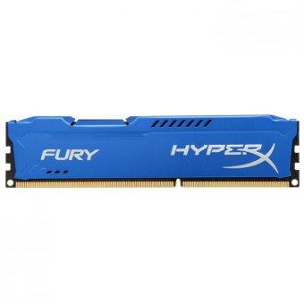 Harga Kingston HyperX FURY 8GB 1600MHz DDR3 DIMM - Blue (HX316C10F/8)