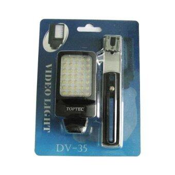 Harga Toptec Camera 35 LED Light Lamps for Canon 5d ii iii 7d Nikon GoPro2