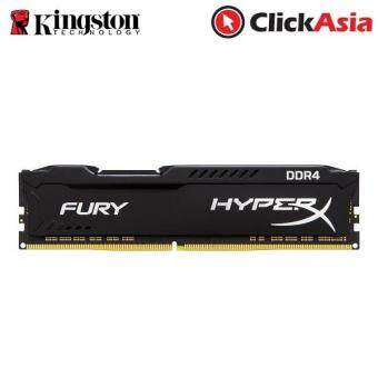 Harga Kingston HyperX Fury Black 8GB DDR4 2666MHz PC RAM (HX426C16FB2/8)