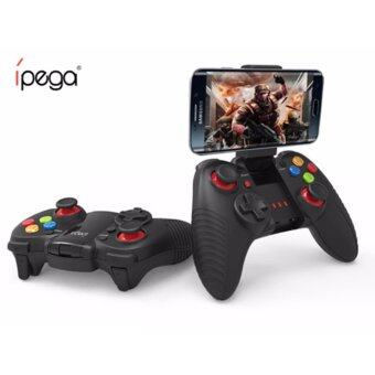 Harga ipega PG-9067 Dark Knight Wireless Bluetooth Game Controller Gamepad Joystick for Win/iOS/Android