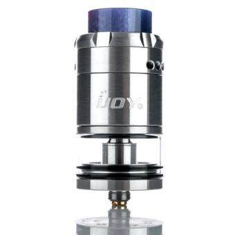 Harga Super Fast Marketing- Ijoy Rdta 5 (SILVER) For Vape And Electronic Cigarettes