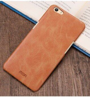 Harga Mofi Cover Case Luxury PU Leather Back Cover Phone Case For OPPO F1s / A59