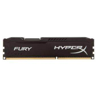 Harga Kingston HyperX Fury 4GB DDR3 1600Mhz CL10 Desktop Ram Black