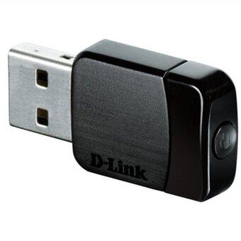 Harga D-LINK Wireless AC Dual Band WiFi USB Adapter Receiver DWA-171