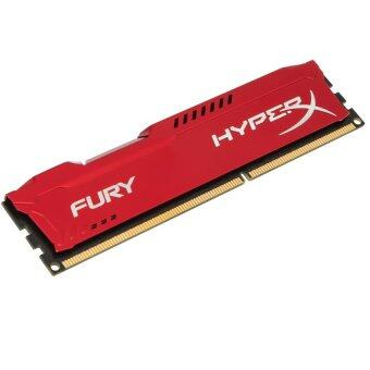 Harga Kingston 8GB Hyper X Fury 1600 Dimm Ram Red - HX316C10FR/8