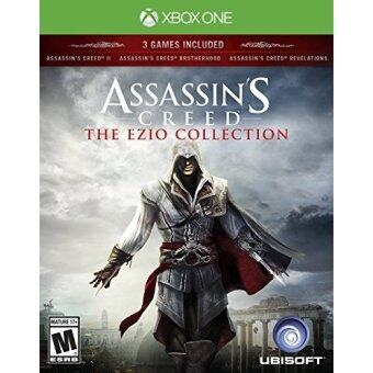 Harga Assassins Creed The Ezio Collection - Xbox One