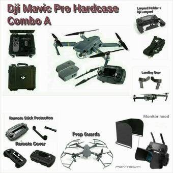 Harga DJI Mavic Pro Combo with Total 2 Batteries + hardcase bag + FREE GIFTS (Official DJI Malaysia Warranty)