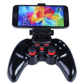 Harga Bluetooth Wireless Game Pad Controller Joystick with 6 inch Clamp Holder for Android IOS Phone