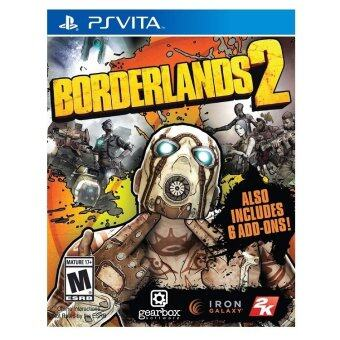 Harga Ps Vita Borderlands 2 R1