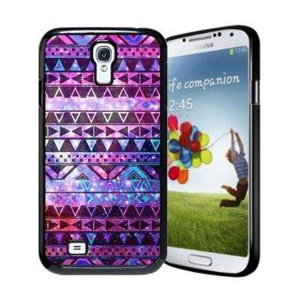 Harga Leegoal Deep Purple Hipstr Nebula & Aztec Andes Tribal Pattern Case Cover for Samsung i9500