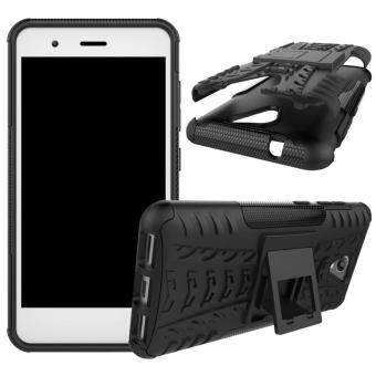 Harga TPU + PC Armor Hybrid Case Cover for ZTE Blade A510