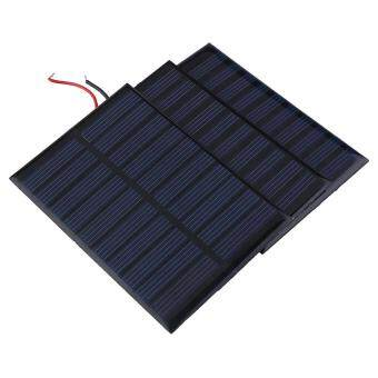 Harga 5V 0.8W Mini Solar Panel Battery power charger charging Module DIY Cell car