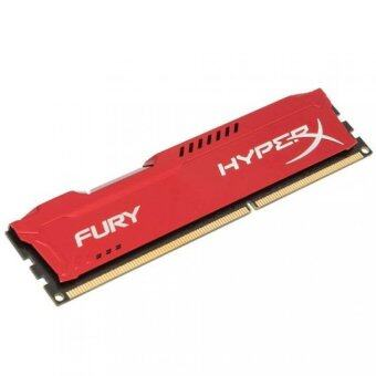 Harga Kingston HyperX FURY 4GB 1866MHz DDR3 DIMM - Red (HX318C10FR/4)