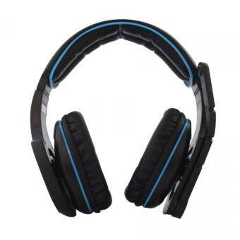Harga Sades Hammer 7.1 Virtual Surround Gaming Headset