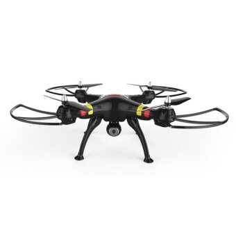 Harga Syma X8C Venture 2.4G 4CH RC Quadcopter with 2MP 5MP Wide Angle Camera -Black