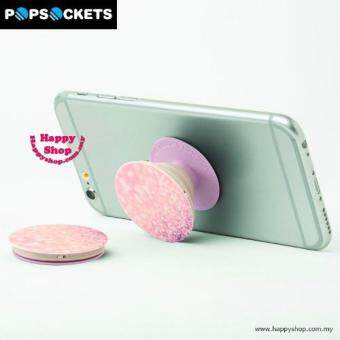 Harga Popsockets A Grip A Stand An Earbud Management System (Blush)