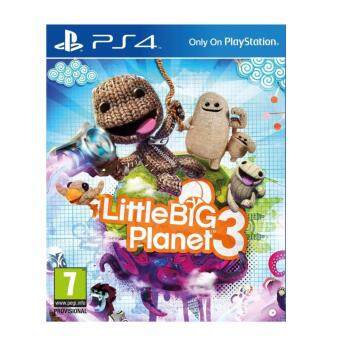 Harga (PS4) Little Big Planet 3 (R3/ENG)